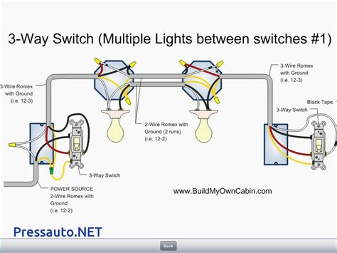 3 way switch wiring diagrams how to install in