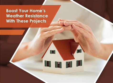 your home source boost your home s weather resistance with these projects