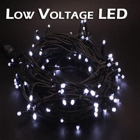low voltage christmas decorations outdoor commercial led string lights outdoor lights xmasdirect