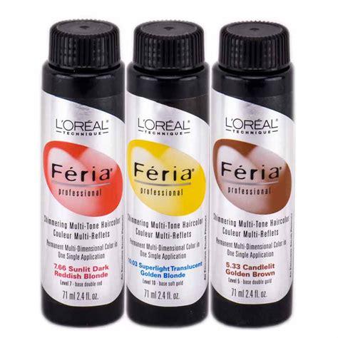 loreal feria professional hair color directions loreal feria professional hair color directions l oreal