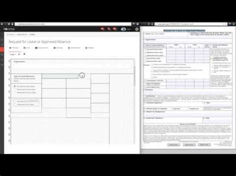goodbye paper full federal form opm 71 reved in minutes youtube