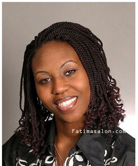 Weave Twists Hairstyles by Two Strand Twists With Extensions 12 Thirstyroots
