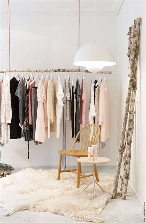 closet alternatives for hanging clothes tree branch hanging clothing rack that can be hidden si