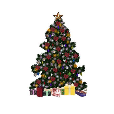 animated christmas tree images trees animated graphics animate it