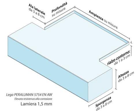 davanzali alluminio marcotec davanzali in alluminio alusill