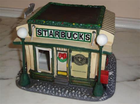 Starbucks Replica starbucks porcelain illuminated house limited edition ebay