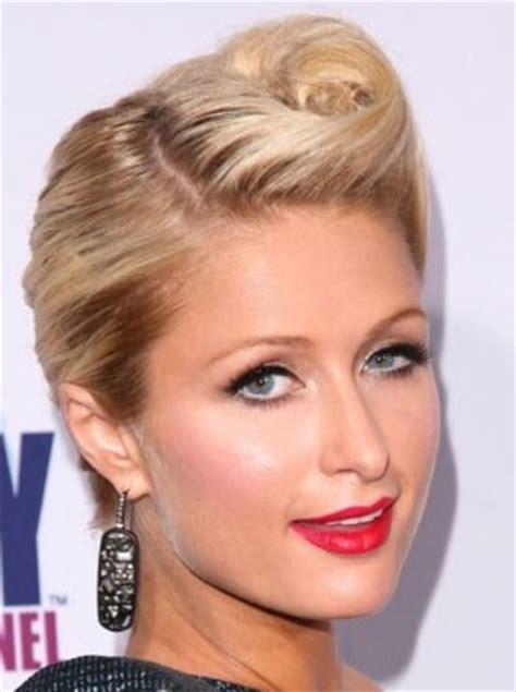 hairstyles for short hair quiff quiff hairstyles elegant updo for short hair pretty