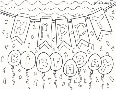 deb s doodle do coloring book two books birthday coloring pages doodle alley
