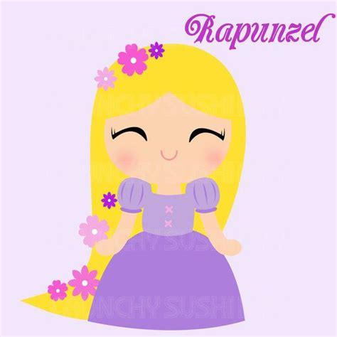 imagenes de rapunzel kawaii princess rapunzel by crunchysushiday felt pinterest