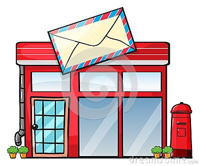 Small Picture Post by Post Office Building Clipart Clipart Panda Free