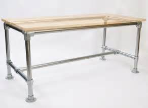 Computer Work Bench - build your own diy table or desk frame to suit any table top an easy to assemble diy table or