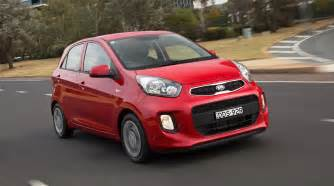 Review Of Kia Picanto 2016 Kia Picanto Review Caradvice