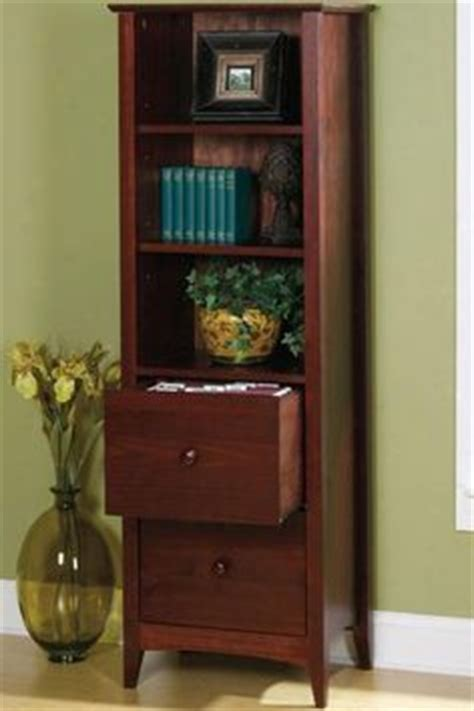 bookcases ideas bookcase with file drawers combination