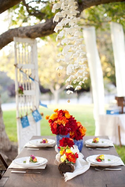 bridal shower themes ideas summer summer garden bridal shower ideas bachelorette shower
