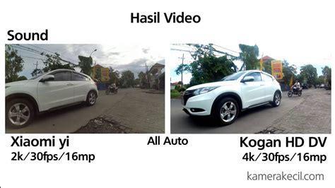 Kogan 4k Plus xiaomi yi vs kogan 4k ultra hd wifi test