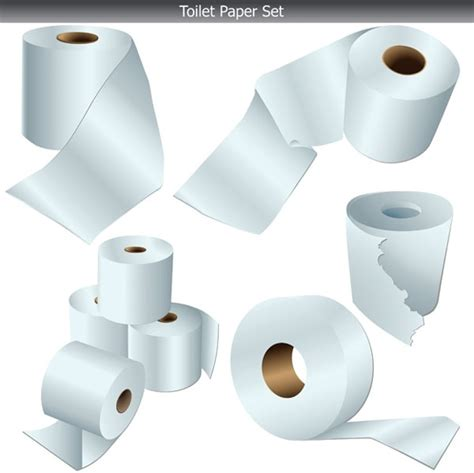 toilet paper toilet paper clip art free vector in encapsulated