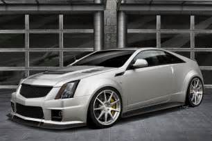 Hennessey Cadillac Cts V 1000hp Hennessey Turbo Cadillac Cts V Coupe V1000