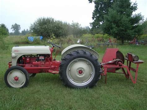 22 8n o 1948 ford 8n dearborn 22 44 cordwood saw ii antique