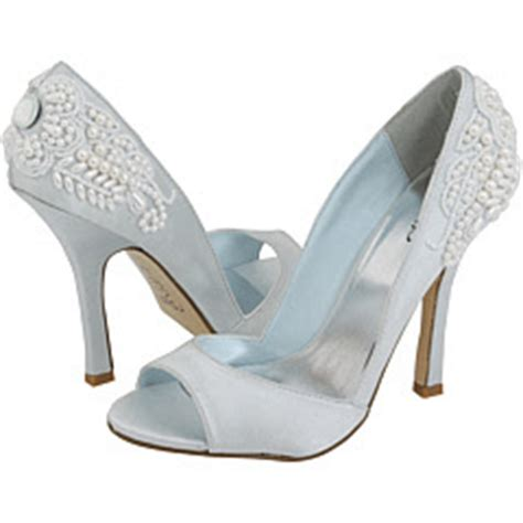 Light Blue Wedding Shoes by Bridal Style Light Blue Wedding Shoes