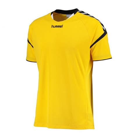 hummel authentic charge  jersey ss yellow
