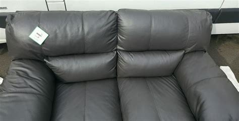 venezia leather sectional and ottoman dfs valiant 2 seater sofa venezia new ex display rrp 163 978