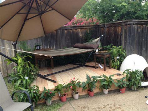 40 the best backyard hammock ideas for relaxation
