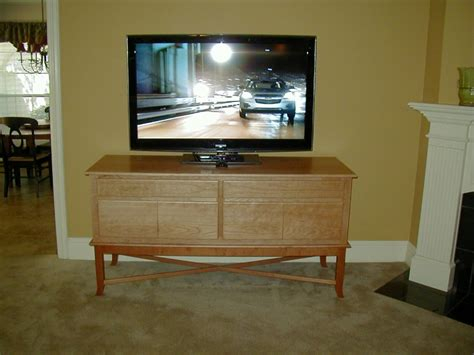 Desk Entertainment Center by Entertainment Centers Fiorenza Custom Woodworking