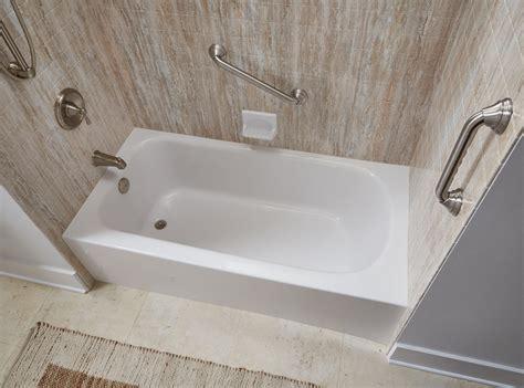 bathtub doesn t drain new england shower to tub conversion boston bath