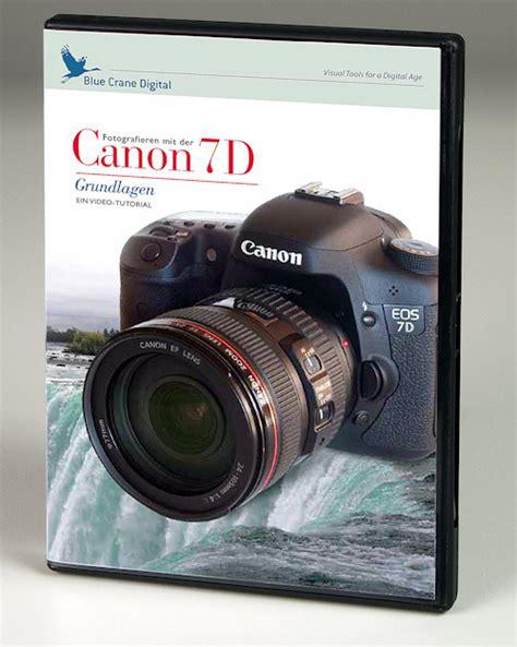 tutorial video canon kaiser video tutorial zur canon 7d fotointern ch