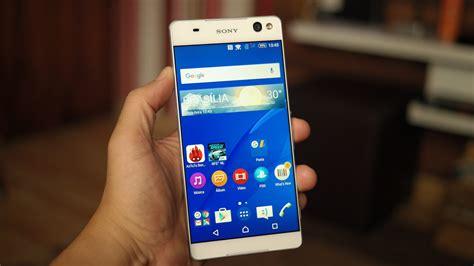 Hp Sony Ultra C5 review xperia c5 ultra dual o melhor selfie fone que o