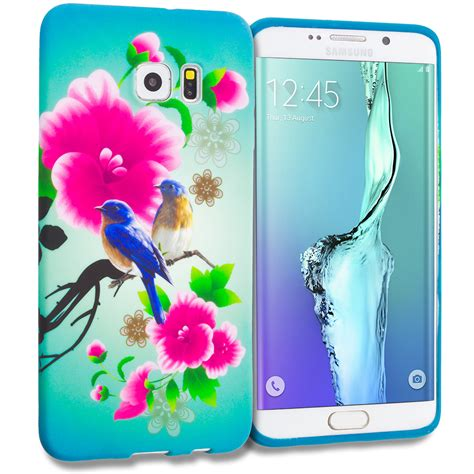 Samsung Galaxy S6 Edge Plus Caseology Soft Tpu Bumper Keren for samsung galaxy s6 edge plus tpu design rubber soft cover accessories ebay