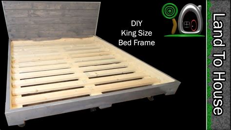 build your own bed frame plans bed frames build your own bed frame how to make a