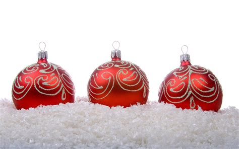 red christmas ornaments wallpaper 39149