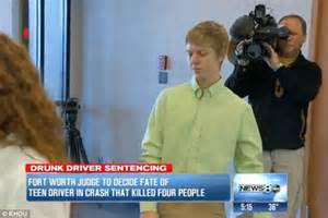 what happened to ethan couch drunk driver let off for killing four in crash had wild