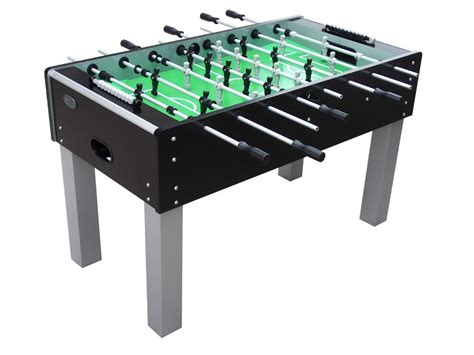 outdoor foosball table berner billiards outdoor foosball table in black outdoor