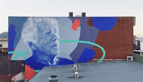 Paint By Numbers Wall Mural claire foxton wall to wall festival 2018
