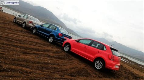 volkswagen ameo vs vento volkswagen ameo vs polo vs vento rear side carblogindia