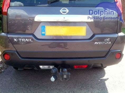 dolphin automotive: nissan x trail with dolphin parking