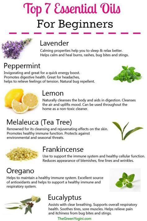 essential oils  beginners  guide
