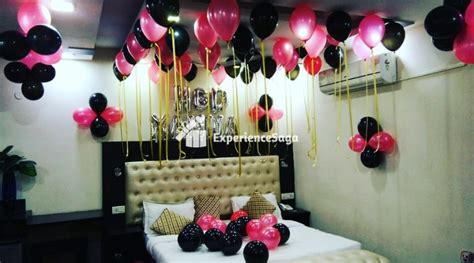 balloon decoration at home bangalore rs 1800