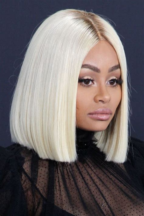 Blac Chyna Hairstyle by Blac Chyna S Hairstyles Hair Colors Style