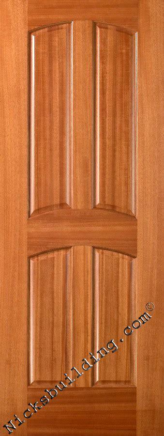 Wood Panel Interior Doors 4 Panel Doors Interior Doors Four Panel Interior Doors