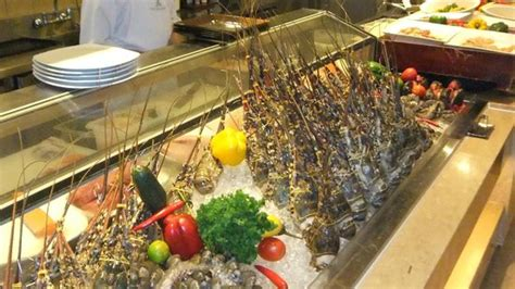 Seafood Buffet Picture Of Hotel Nikko Saigon Ho Chi Seafood Buffet Price