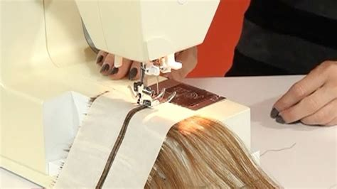 hair extension wefts youtube