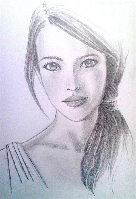 Sketches In Pencil by Pencil Sketch 081913 Novianny Widya Sketchbook