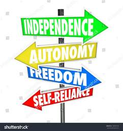 Security Or Freedom And Independence Essay by Image Gallery Independence Self Reliance