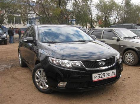 Kia Serato 2009 2009 Kia Cerato For Sale 1600cc Gasoline Ff Manual