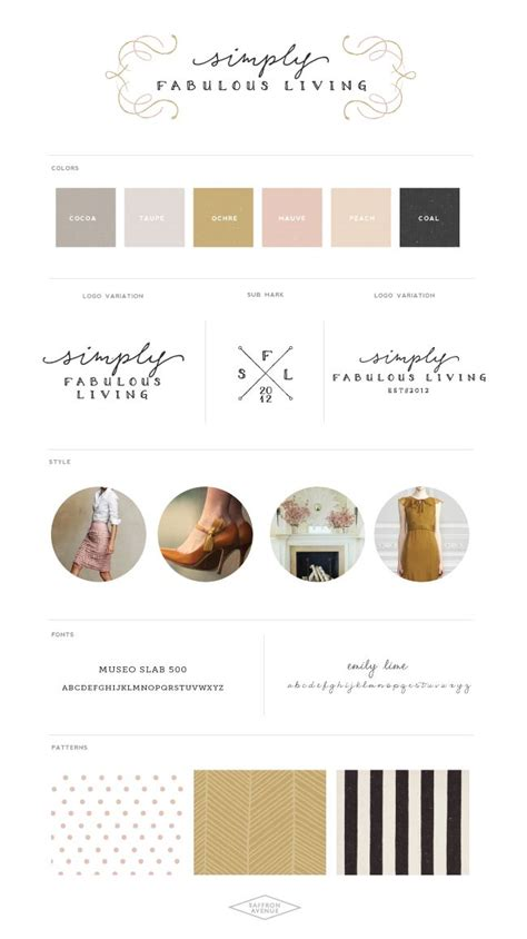 color palette home decor 149 best images about premade logos branding on