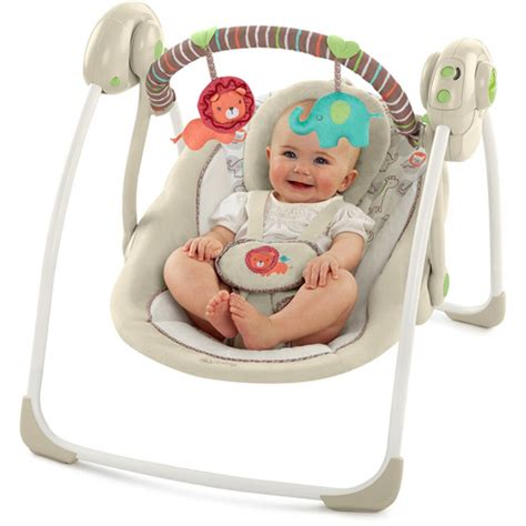 bright stars swing chair bright starts comfort harmony portable swing baby