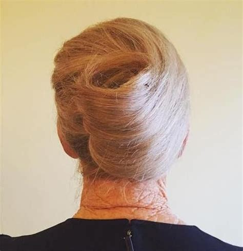 updo for 50 yr olds 20 contemporary and stylish long hairstyles for older